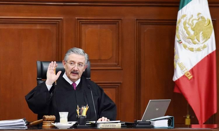Imagen Juez mexicano